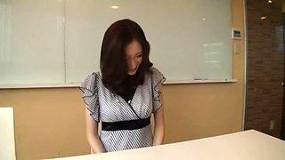 Fabulous Japanese model Julia in Incredible Big Tits, Striptease JAV clip