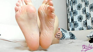 Stacey's Nylons, Sucking Toes & FJ Show