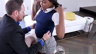 Black Private School Pussy Yara Skye