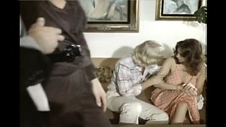 Taboo i orgy scene... classic