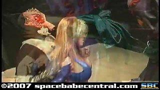 Classic spacebabe1