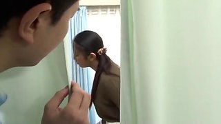 Japanese are the best - DANDY 424 She take care of him..