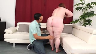 Bbw Delicious Ass - Mylie Moore