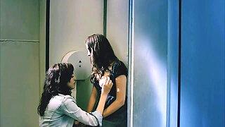 Lesbian Seduction In French