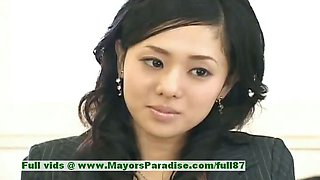 Innocent  Sexy  Japanese  Student  Is  Getting  Fucked  In