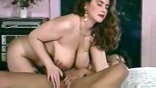Danica Collins aka Donna Ambrose - Vintage 80s Busty British
