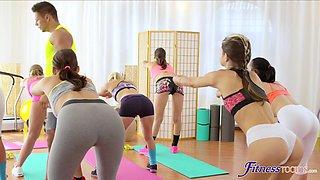 Daisy Vanessa - Teens Fuck Gym Teacher