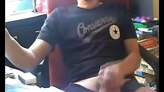 Smocking Hot Cock - Homemade Gay Porn
