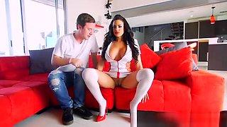 Brazzers Exxtra - Luna Star Jessy Jones - ZZ Sex Doll