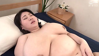 Huge Innocent Japanese BBW gets fucked and creampied