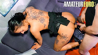 SEXTAPE GERMANY - Homemade Fun With Sexy MILF Mareen Deluxe