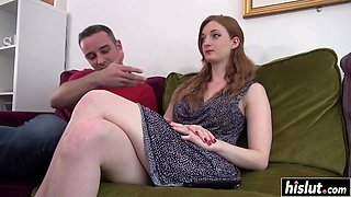 Zara Durose enjoys her stepbrother dick
