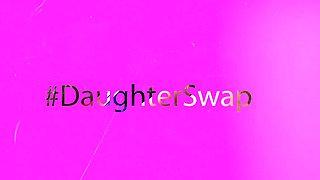 DaughterSwap - Sexy Slut Stepdaughter Dominated