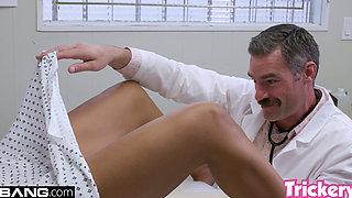Trickery - MILF Bridgette B has sex with her big dick doctor