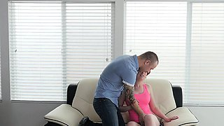 Family Strokes-  Fucking My Step-Sis While Parents Are Away