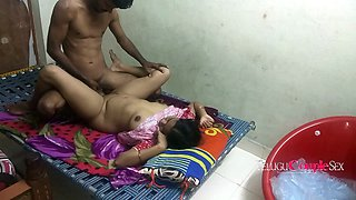 Romantic Night Fuck With Beautiful Telugu Housewife