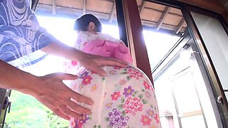 Fabulous Japanese model Rion Chigasaki in Hottest JAV censored Small Tits, College video