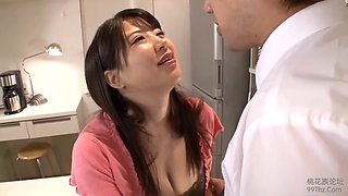 Vec-288 The Manager's Wife Is Too Erotic - Mariki Yuk