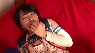 Exotic Japanese model Ai Uehara in Amazing party, couple JAV video