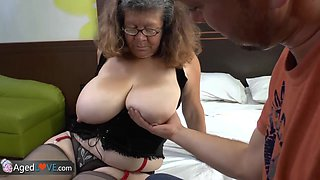 Monster big boobs and pussies love dicks