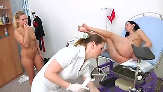 Two Girls One Physical Exam