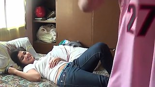 Amateur Filipina Fucking In Bed