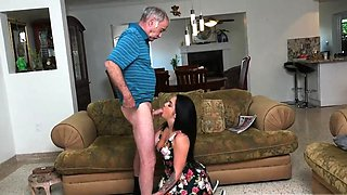 Mexican girl blowjob hd first time Frannkie's a quick