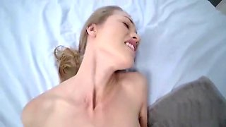 Sleeping Stepsis Gets Mouthfucked- Diana Grace