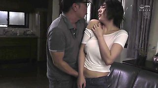 Eng Sub Jul-078 Heavy Rain Night Alone With Son's Wife - Yagami Saori And Saori Yagami