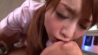 Amazing Japanese model Akiho Yoshizawa in Incredible POV, Small Tits JAV scene