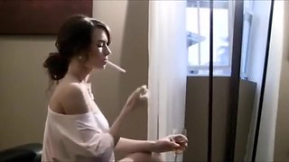 Smoking Fetish Girls Next Door Smoking 120s Compilation/Mix
