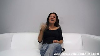 Super SQUIRT Orgasms at Czech Casting