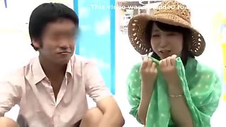 Japanese Girl Massage And Fucked Bf Sees