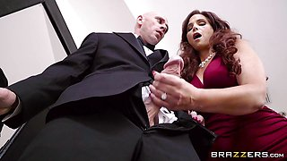 Smashing the brides mom Syren Demer