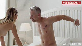 letsdoeit - italian rebecca volpetti is insatiable for her boyfriends big dick