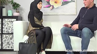 Muslim Woman Wants Photos From A Horny Photographer With Steve Q.