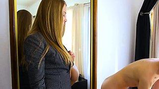 SHESEDUCEDME Innocent Kyler Quinn Seduced By Lesbian MILF