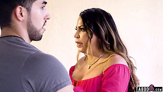 Horniness runs in this family and they visit sons teacher
