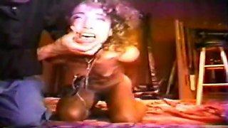 PMV vintage BDSM JAMIE GILLIS Humiliation of Heidi vs STRICT Sewer Cunt