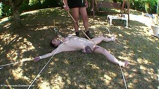 Extreme Bondage Orgasm Pt1 - TacAmateurs