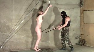 SBA A Very Naughty Girl Takes Her Punishment Well !