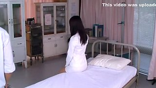 Crazy Japanese whore Sho Nishino in Exotic Cougar, Cunnilingus JAV scene