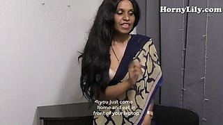 Indian Mom Toilet Slave Son (English subs) Tamil POV
