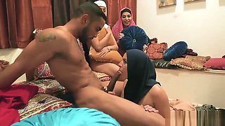 Vintage taboo orgy and party bitch hd Hot arab women attempt foursome