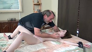 Ticklish Midget Alice hd (cute vid, not hardcore)