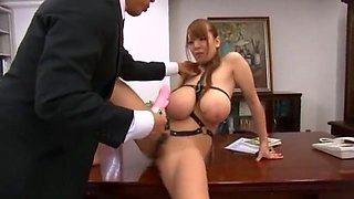 Hottest Japanese slut Hitomi Tanaka in Exotic Facial, BDSM JAV video