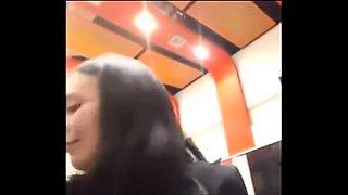 Flashing in public internet cafe PublicFlashing