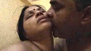 Desi Aunty hard fucked by her boss