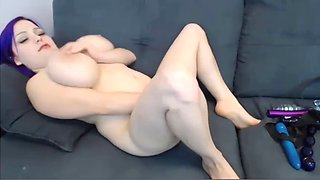 More busty midget more videos on http:bit.lywhorescam